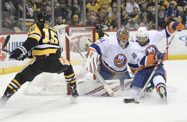 Pittsburgh Penguins vs New York Islanders NHL Picks, Odds, Predictions 3/27/21