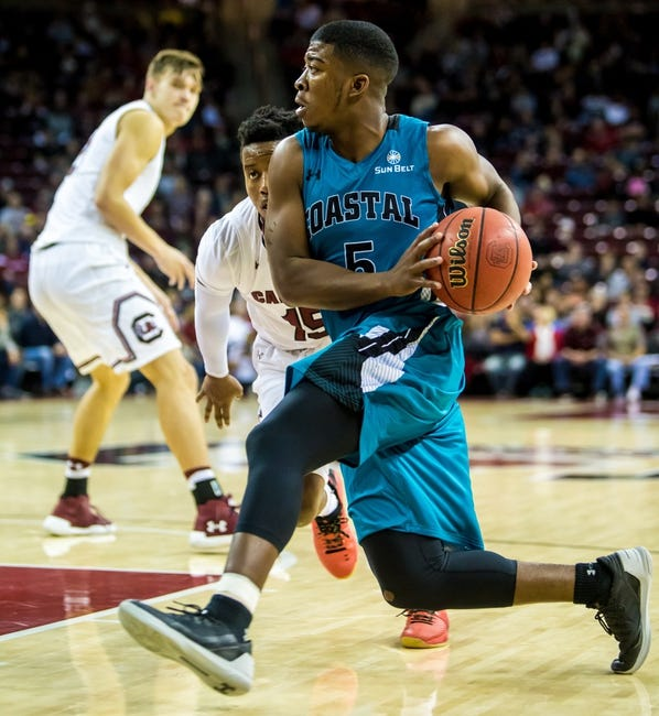 Troy at Coastal Carolina: 1/23/21 College Basketball Picks and Predictions