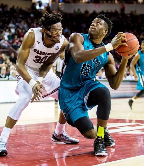 Georgia Southern at Coastal Carolina: 2/21/21 College Basketball Picks and Predictions
