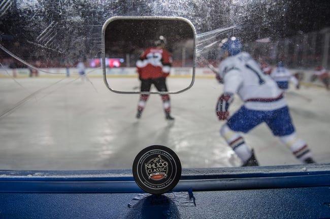 Montreal Canadiens vs Ottawa Senators NHL Picks, Odds, Predictions 4/17/21