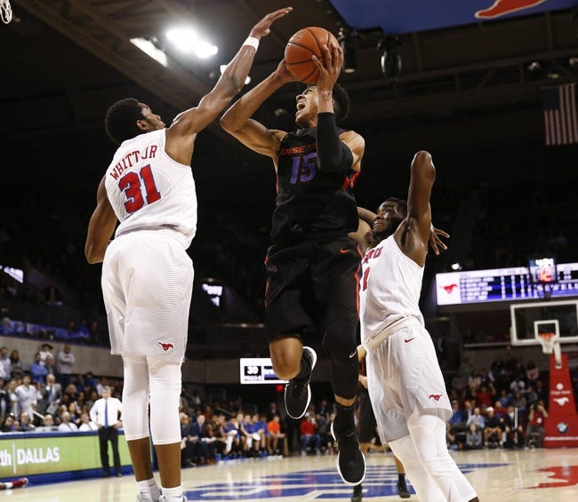 Southern Methodist at Boise State - 3/18/21 College Basketball Picks and Prediction