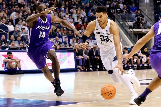 BYU vs Portland College Basketball Picks, Odds, Predictions 1/21/21