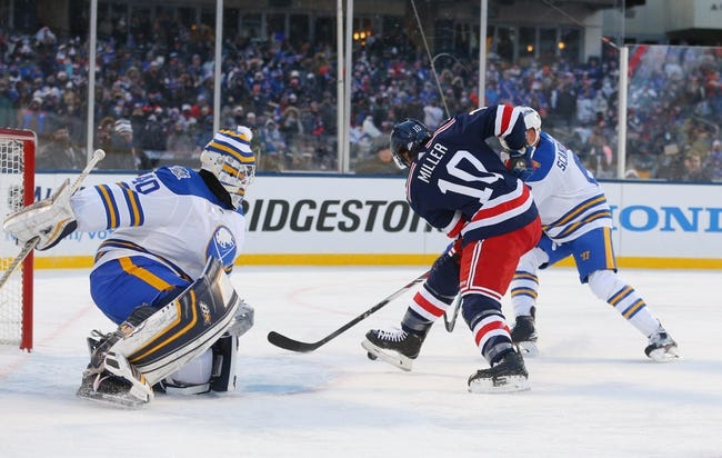 Buffalo Sabres vs New York Rangers NHL Picks, Odds, Predictions 4/1/21