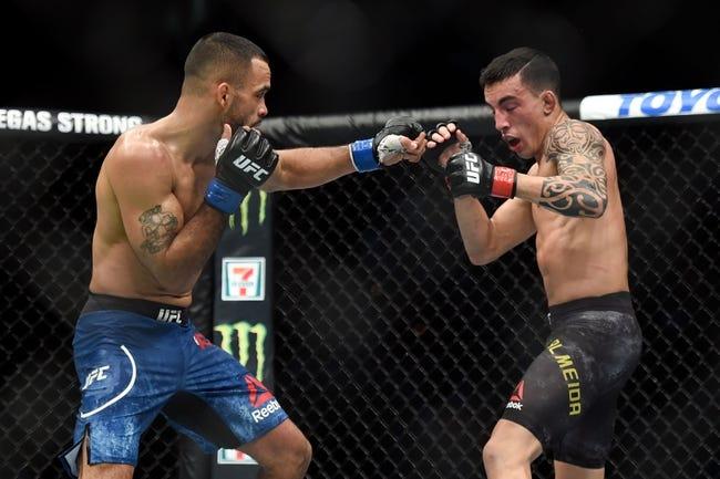 UFC 260: Sean O'Malley vs. Thomas Almeida Picks and Predictions