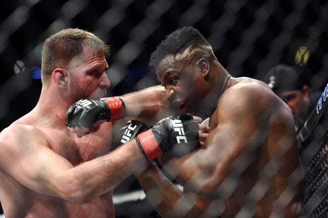 UFC 260: Francis Ngannou vs Stipe Miocic Picks, Odds, and Predictions