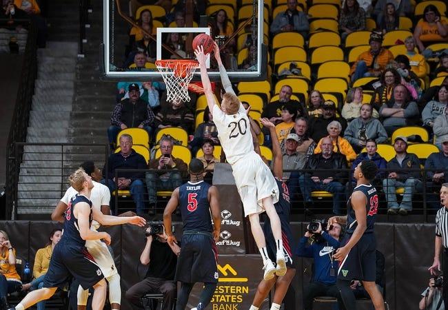 Fresno State vs Wyoming College Basketball Picks, Odds, Predictions 1/4/21