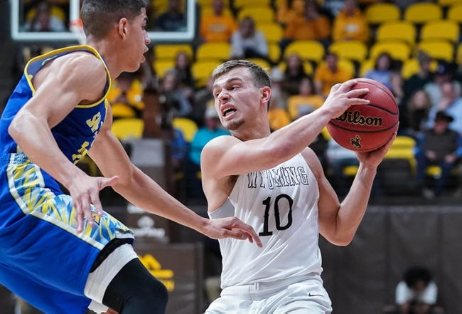 San Jose State at Wyoming: 3/10/21 College Basketball Picks and Prediction