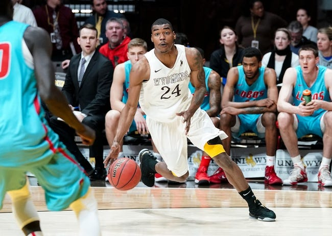 Wyoming at New Mexico: 2/19/21 College Basketball Picks and Prediction