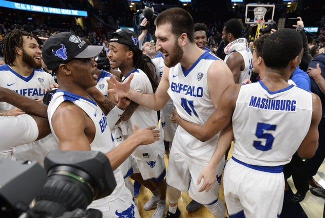 Toledo at Buffalo: 2/19/21 College Basketball Picks and Predictions