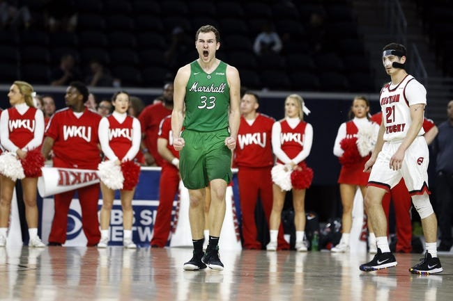 Western Kentucky at Marshall:  1/17/21 College Basketball Picks and Predictions