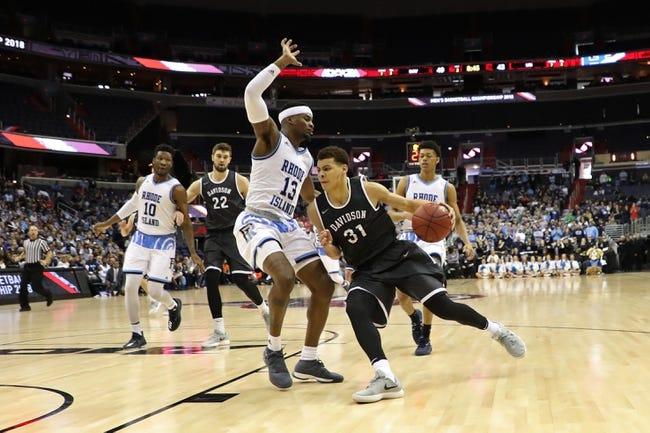 Rhode Island vs Davidson College Basketball Picks, Odds, Predictions 12/18/20