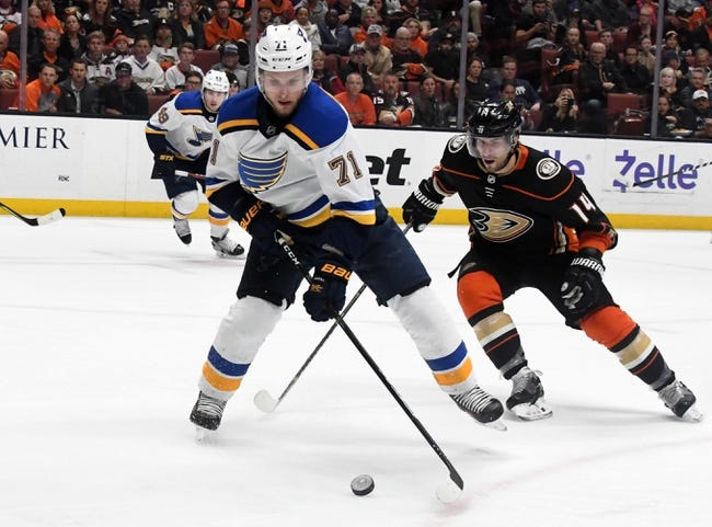 St. Louis Blues vs Anaheim Ducks NHL Picks, Odds, Predictions 5/3/21