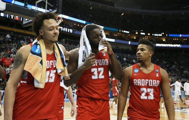 Hampton at Radford: 3/1/21 College Basketball Picks and Predictions