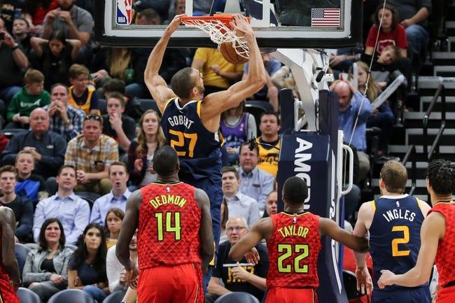 Utah Jazz at Atlanta Hawks - 2/4/21 NBA Picks and Prediction