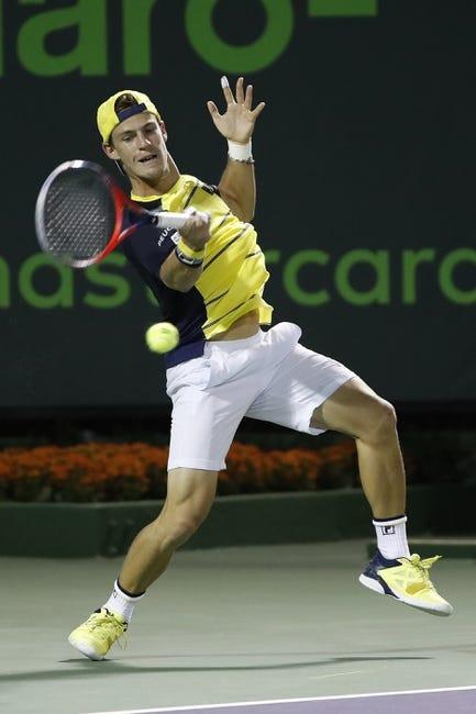 Australian Open: Diego Schwartzman vs Alexandre Muller 2/9/2021 Tennis Prediction