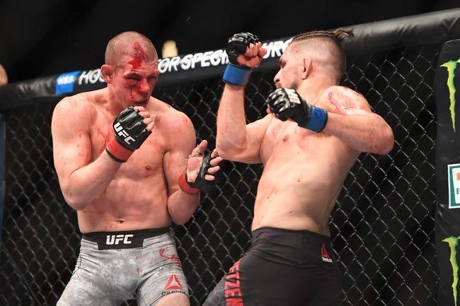 UFC on ESPN 28: Chris Gruetzemacher vs. Rafa Garcia Picks and Predictions