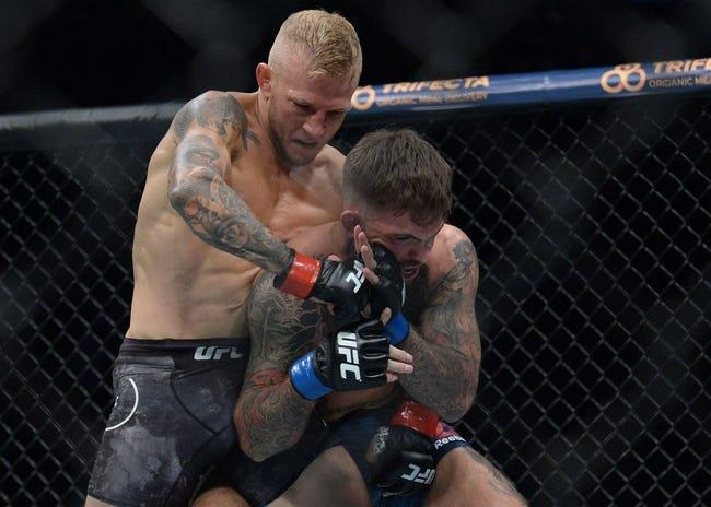 UFC on ESPN 27: Cory Sandhagen vs. TJ Dillashaw Picks and Predictions
