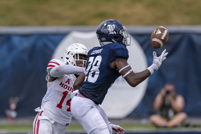 Houston at Rice - 9/11/21 College Football Picks and Prediction