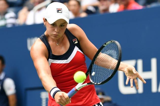 Karolina Pliskova vs Ashleigh Barty Wimbledon Tennis Picks and Predictions 7/10/21
