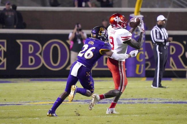 East Carolina at Houston 10/23/21 College Football Picks and Predictions