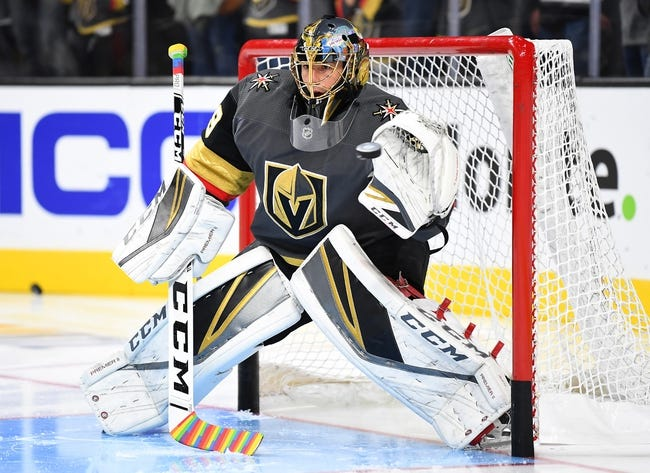 Anaheim Ducks at Vegas Golden Knights - 1/14/21 NHL Picks and Prediction