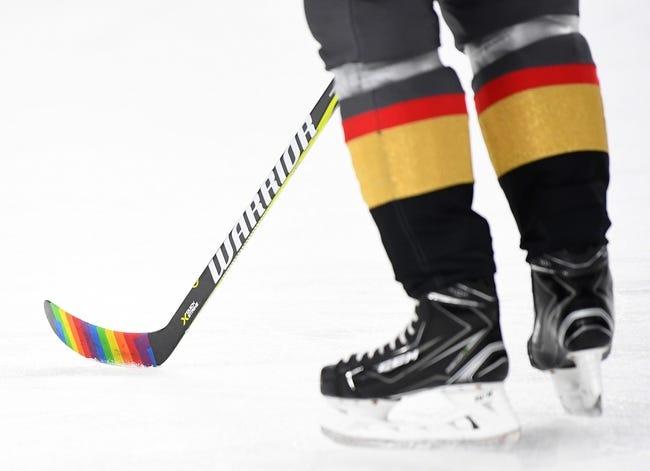 Vegas Golden Knights vs Anaheim Ducks NHL Picks, Odds, Predictions 1/16/21