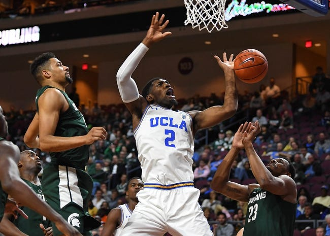 UCLA at Michigan State 3/18/21 NCAA Tournament College Basketball Picks and Predictions