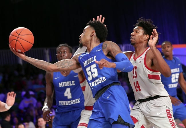 Middle Tennessee at Old Dominion: 2/26/21 College Basketball Picks and Prediction