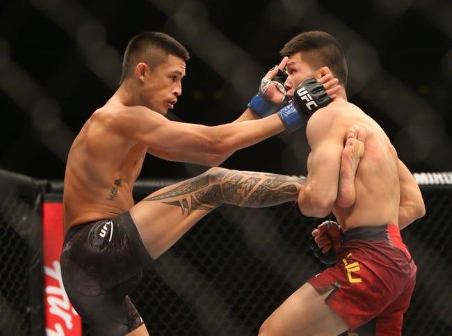 UFC Vegas 18: Timur Valiev vs. Martin Day Picks, Odds and Predictions