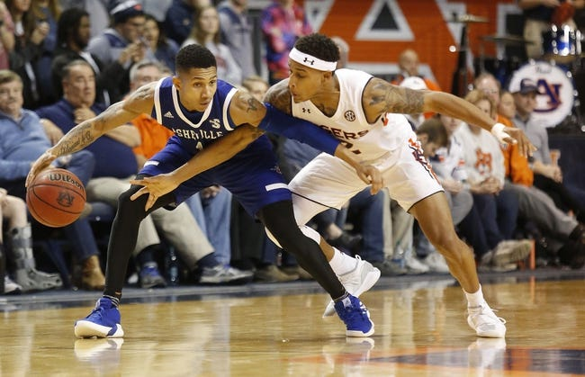 UNC Asheville at Gardner-Webb: 1/20/21 College Basketball Picks and Predictions