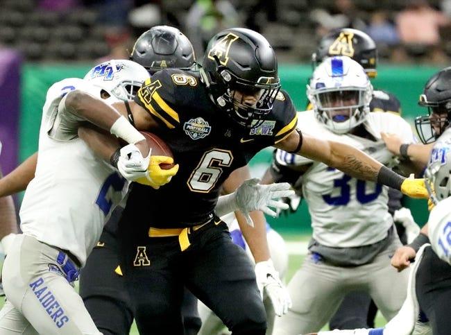 East Carolina at Appalachian State - 9/2/21 College Football Picks and Prediction