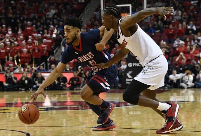 Robert Morris at UIC: 1/15/21 College Basketball Picks and Predictions