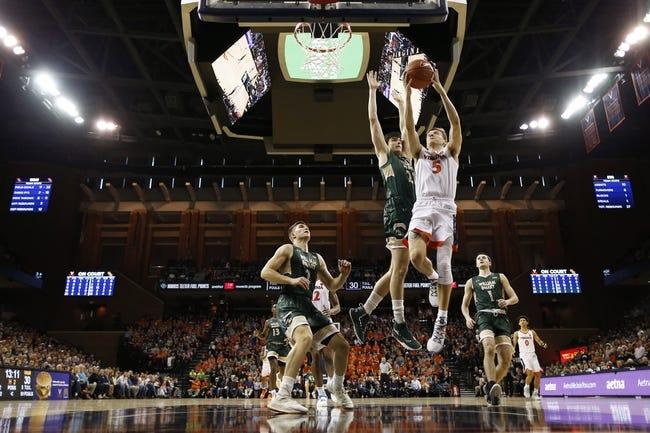 Virginia vs William & Mary College Basketball Picks, Odds, Predictions 12/22/20