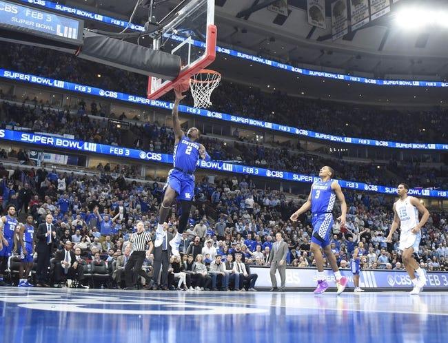 Kentucky vs North Carolina College Basketball Picks, Odds, Predictions 12/19/20