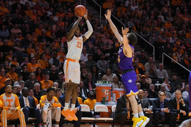 Tennessee vs Tennessee Tech College Basketball Picks, Odds, Predictions 12/18/20