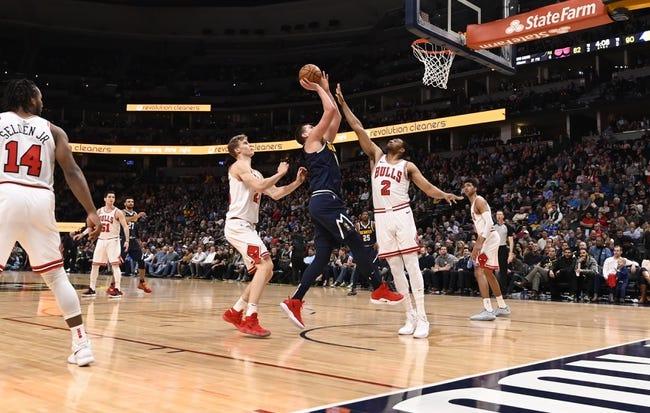Denver Nuggets at Chicago Bulls - 3/1/21 NBA Picks and Prediction