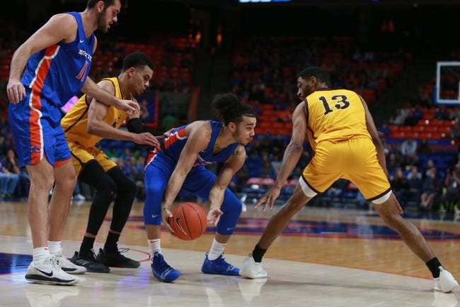 Wyoming vs Boise State College Basketball Picks, Odds, Predictions 1/13/21