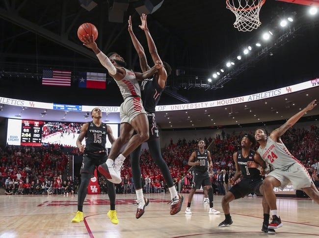 Houston vs Temple College Basketball Picks, Odds, Predictions 12/22/20