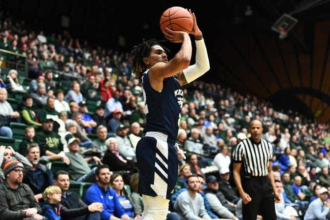 Colorado State at Nevada: 3/5/21 College Basketball Picks and Predictions