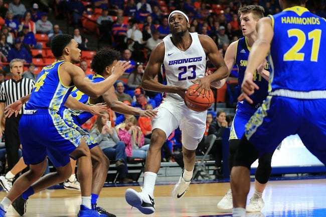 San Jose State vs Boise State College Basketball Picks, Odds, Predictions 12/31/20