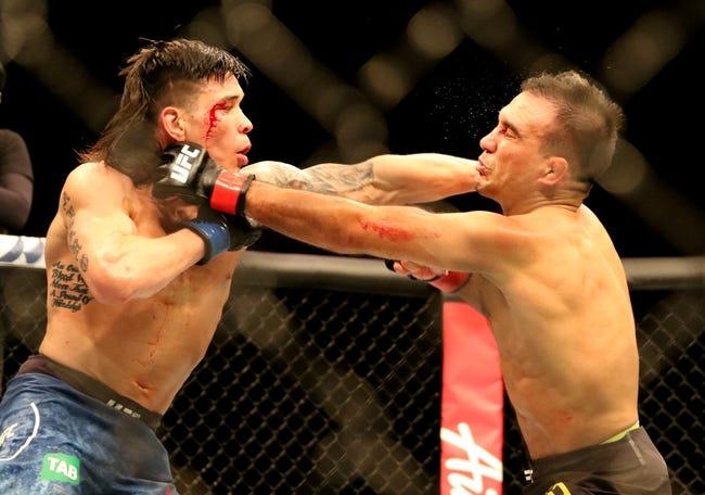 UFC on ESPN 28:  Kyung-ho Kang  vs. Rani Yahya Picks and Predictions