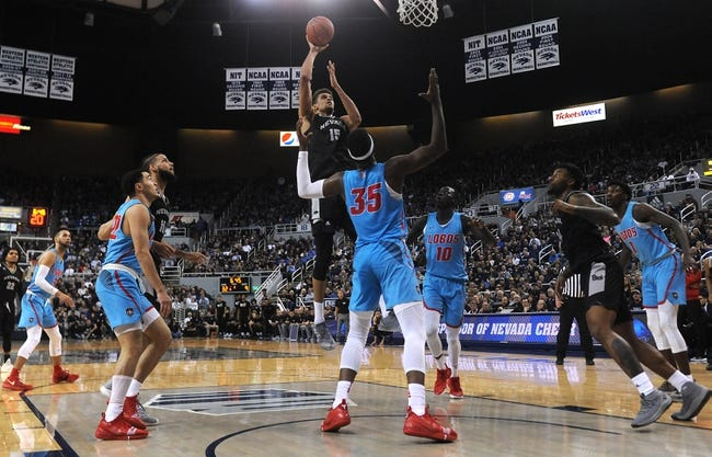 New Mexico vs Nevada College Basketball Picks, Odds, Predictions 12/31/20