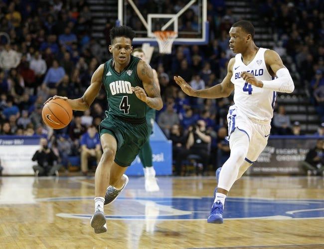 Buffalo at Ohio 2/27/21 College Basketball Picks and Predictions