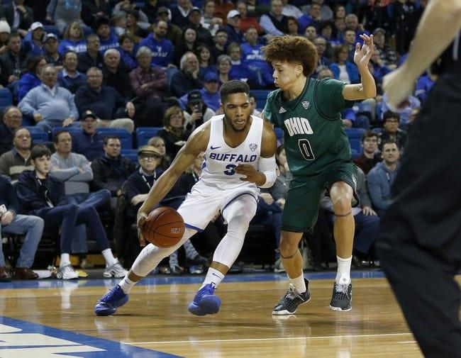 Ohio at Buffalo: 3/13/21 College Basketball Picks and Prediction