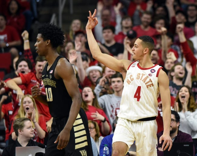 North Carolina State at Wake Forest: 2/20/21 College Basketball Picks and Prediction