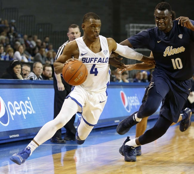 Akron at Buffalo: 3/2/21 College Basketball Picks and Predictions
