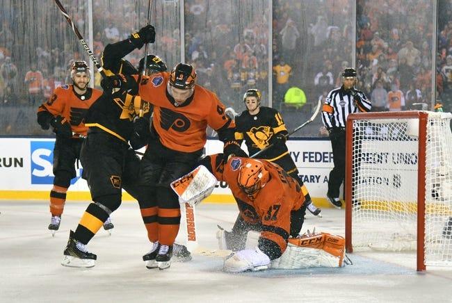 Philadelphia Flyers vs Pittsburgh Penguins NHL Picks, Odds, Predictions 1/13/21