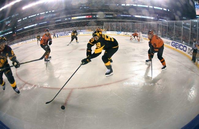 Philadelphia Flyers vs Pittsburgh Penguins NHL Picks, Odds, Predictions 5/3/21
