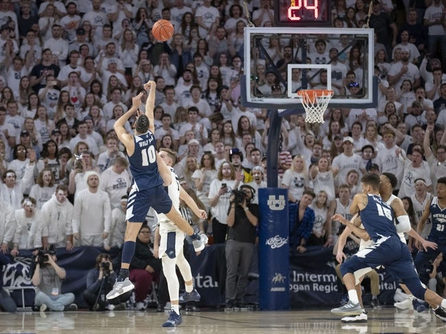 Nevada at Utah State 2/26/21 College Basketball Picks and Predictions