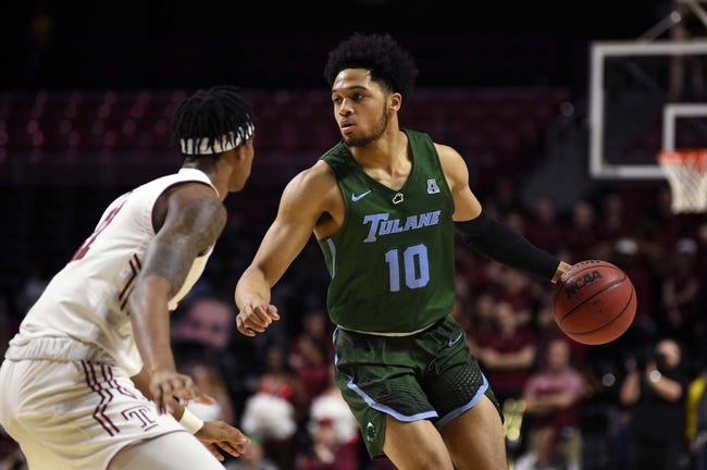Temple at Tulane: 1/16/21 College Basketball Picks and Predictions